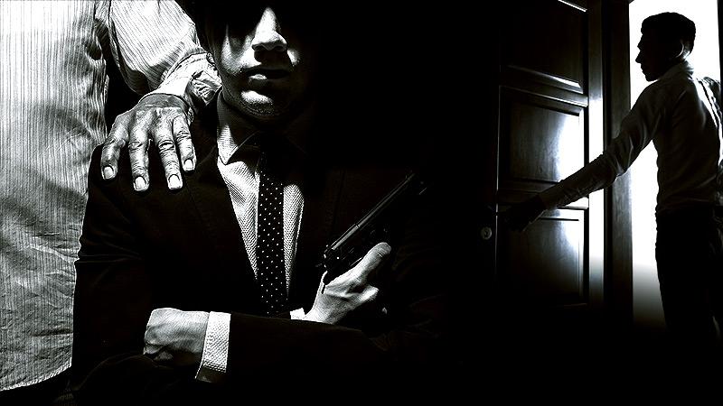 Mafia game Xcapate escape room Alicante